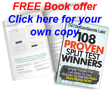 Find out which advertising strategies work the best and start getting more conversions. Click here to get your FREE copy, there is just a small postage charge for you to have this valuable book shipped to you anywhere in the world.